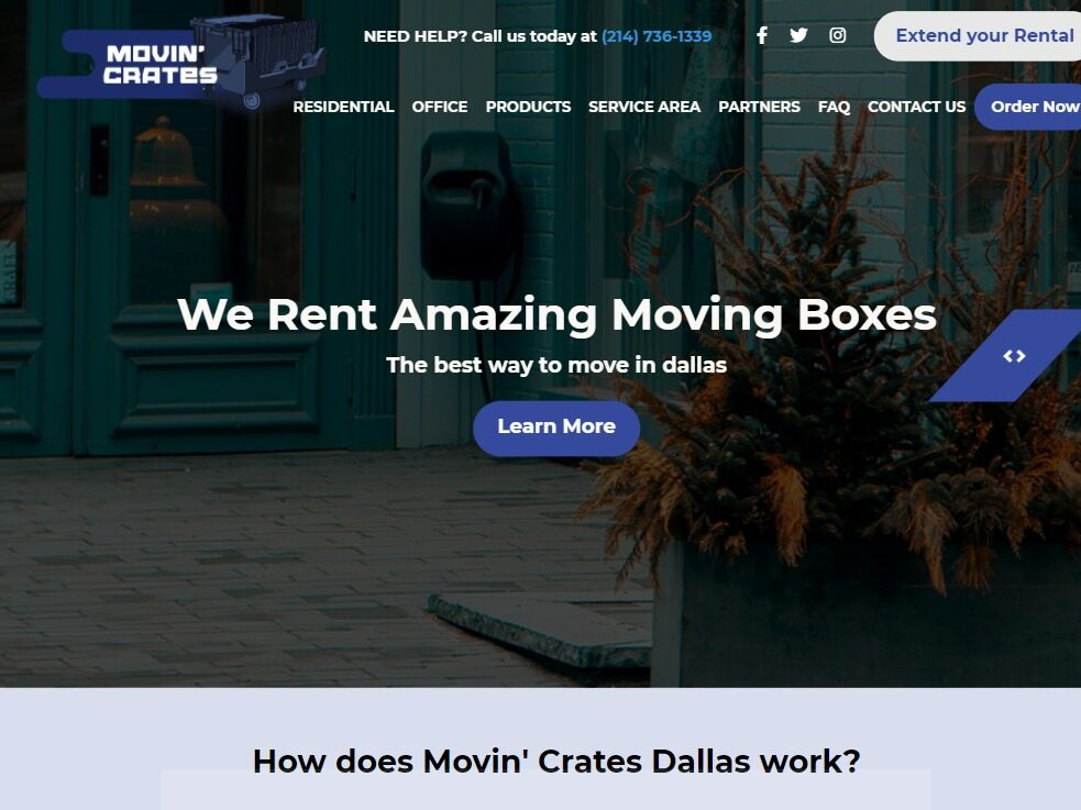 Movin'Crates様